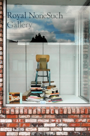 Lending Library, curated by BAM Matrix curator Dena Beard, Royal NoneSuch Gallery, Oakland, CA