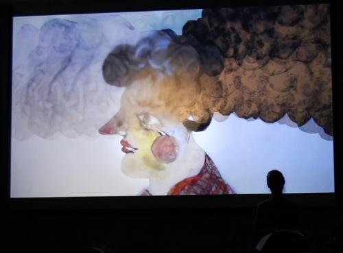 The Euphoria of Walt Whitman and Hallucinations at the EXPLORATORIUM MUSEUM